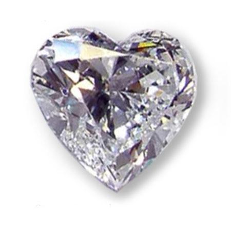 Hjerteslipte diamanter